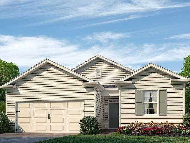 3 Bed, 2 Bath New Home Plan In Surf City, Nc