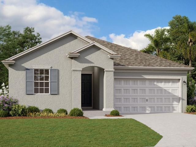 3 Bed, 2 Bath New Home Plan In Tavares, Fl