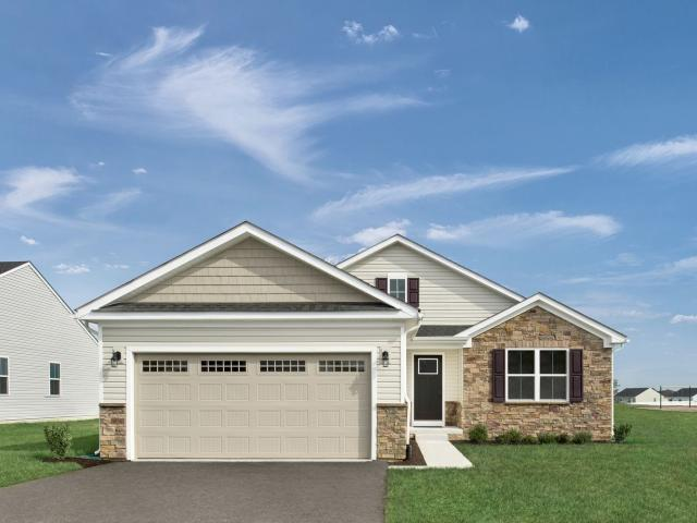 3 Bed, 2 Bath New Home Plan In Tipp City, Oh