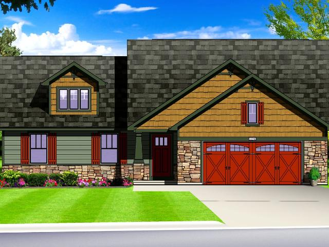 3 Bed, 2 Bath New Home Plan In Troy, Mo