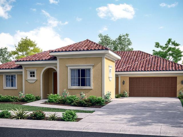 3 Bed, 2 Bath New Home Plan In Tulare, Ca