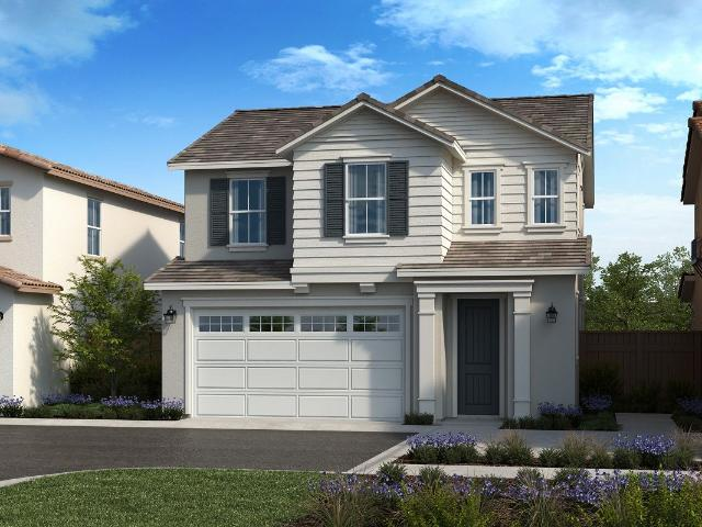 3 Bed, 2 Bath New Home Plan In Upland, Ca