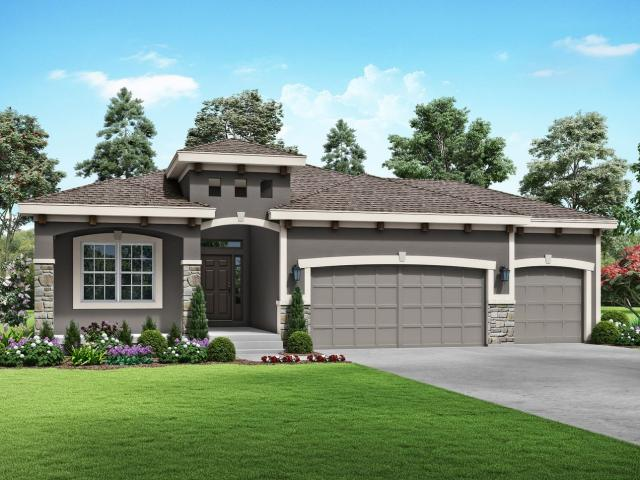 3 Bed, 2 Bath New Home Plan In Urbandale, Ia