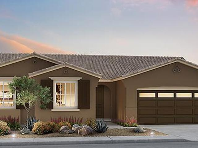 3 Bed, 2 Bath New Home Plan In Victorville, Ca