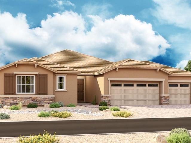 3 Bed, 2 Bath New Home Plan In Waddell, Az