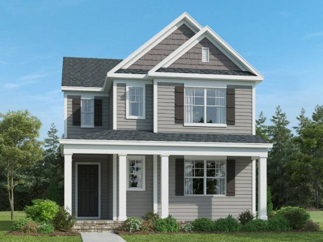 3 Bed, 2 Bath New Home Plan In Wake Forest, Nc