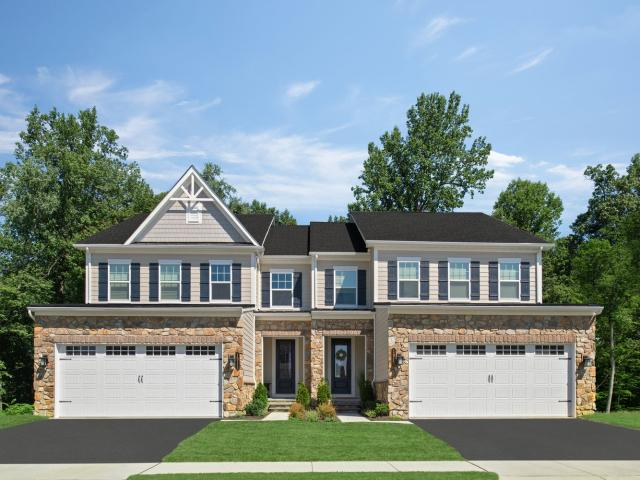 3 Bed, 2 Bath New Home Plan In West Chester, Pa