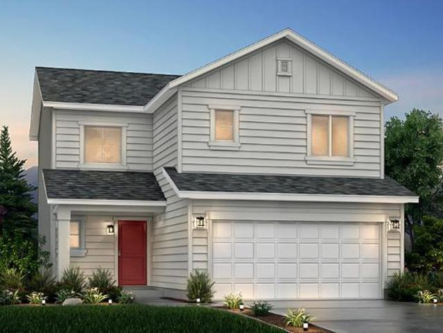 3 Bed, 2 Bath New Home Plan In West Haven, Ut