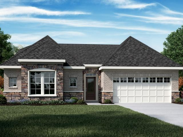 3 Bed, 2 Bath New Home Plan In Westfield, In