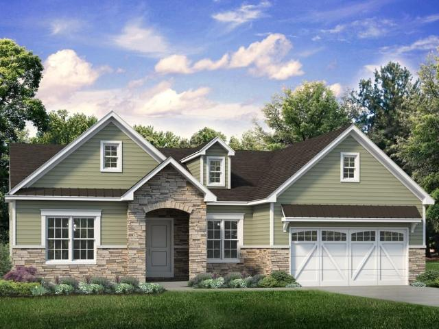 3 Bed, 2 Bath New Home Plan In White Haven, Pa