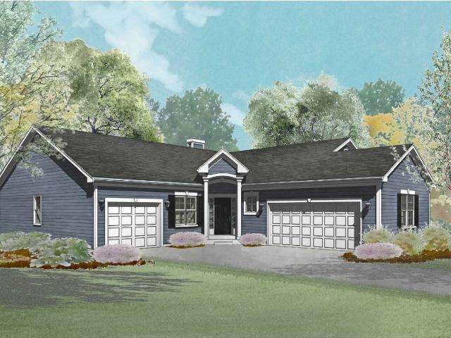3 Bed, 2 Bath New Home Plan In Williams Bay, Wi