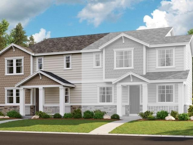 3 Bed, 2 Bath New Home Plan In Wilsonville, Or