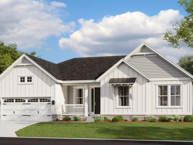 3 Bed, 2 Bath New Home Plan In Winchester, Va