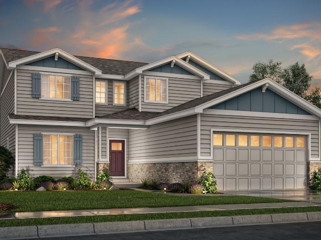 3 Bed, 2 Bath New Home Plan In Windsor, Co