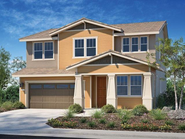 3 Bed, 2 Bath New Home Plan In Winters, Ca