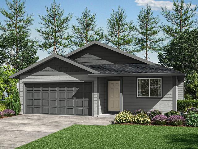 3 Bed, 2 Bath New Home Plan In Woodburn, Or