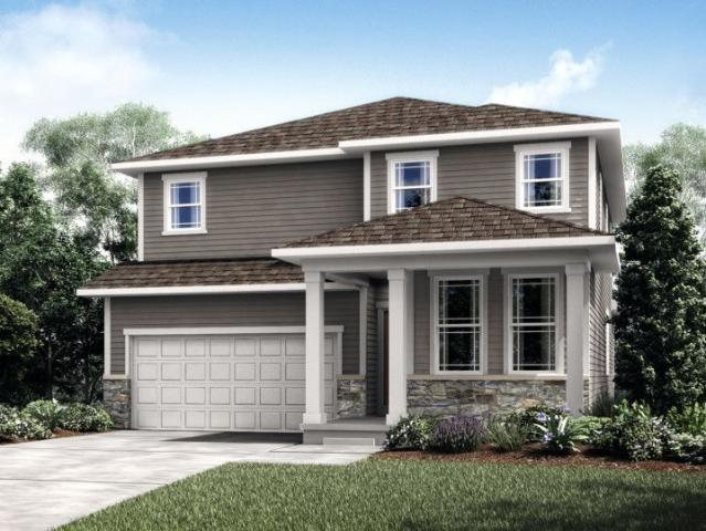 3 Bed, 2 Bath New Home Plan In Woodbury, Mn