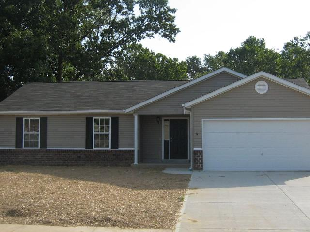 3 Bed, 2 Bath New Home Plan In Wright City, Mo