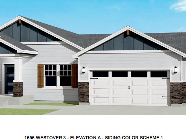 3 Bed, 2 Bath New Home Plan In Yoder, Co