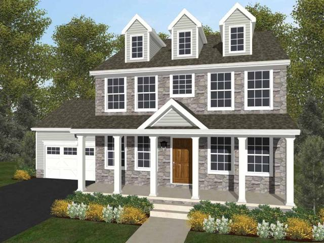 3 Bed, 2 Bath New Home Plan In York, Pa