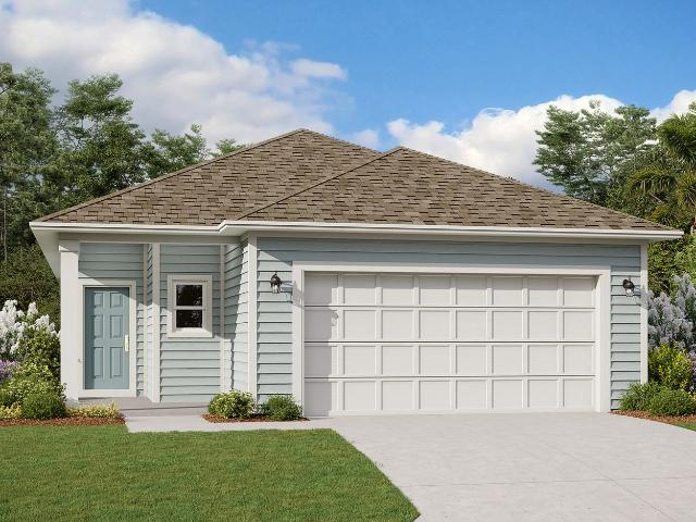 3 Bed, 2 Bath New Home Plan In Yulee, Fl