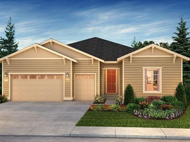 3 Bed, 3 Bath New Home Plan In Bonney Lake, Wa