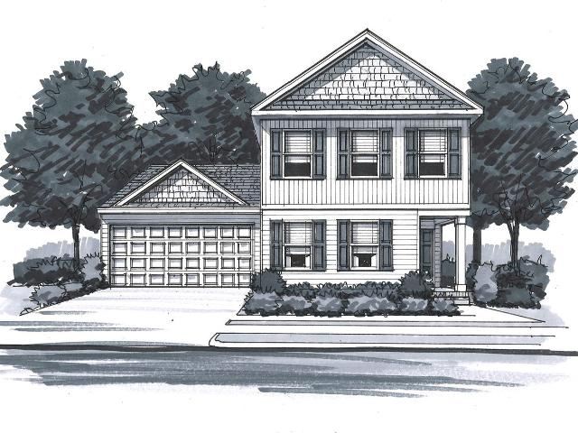 3 Bed, 3 Bath New Home Plan In Bowling Green, Ky