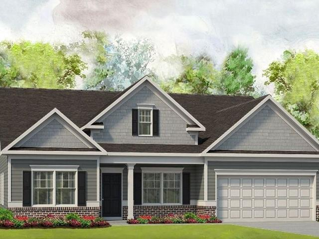 3 Bed, 3 Bath New Home Plan In Broadway, Nc