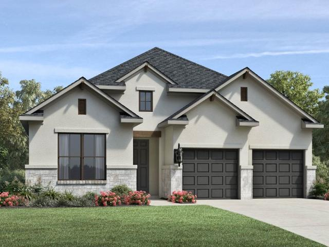3 Bed, 3 Bath New Home Plan In Celina, Tx
