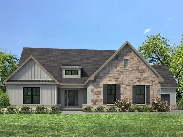 3 Bed, 3 Bath New Home Plan In Chesterfield, Mo