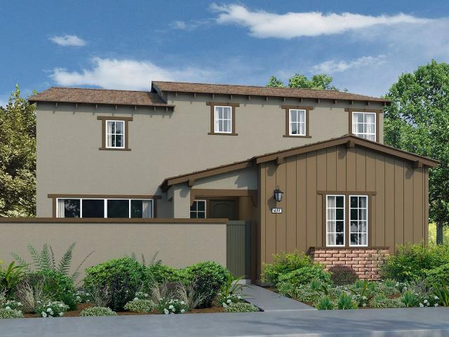 3 Bed, 3 Bath New Home Plan In Chino, Ca