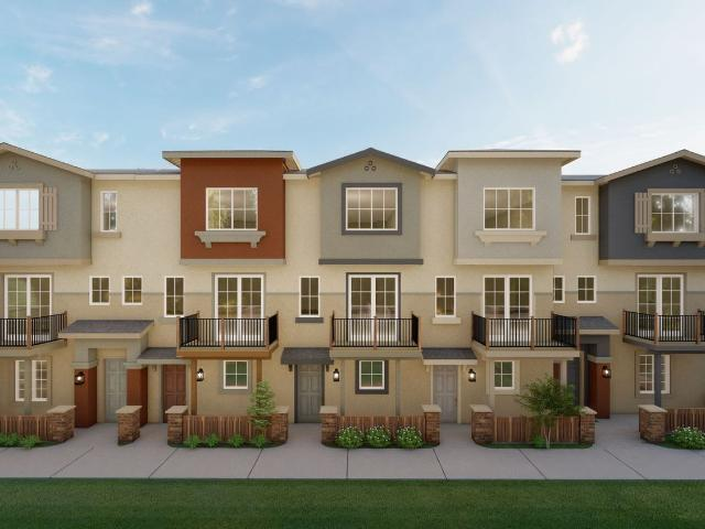 3 Bed, 3 Bath New Home Plan In Concord, Ca