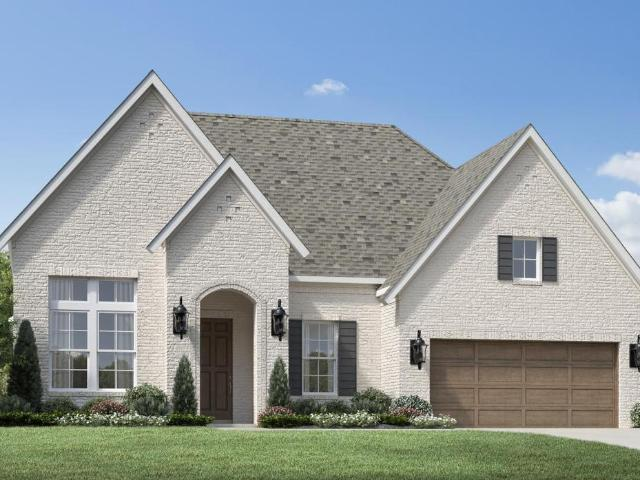 3 Bed, 3 Bath New Home Plan In Copper Canyon, Tx