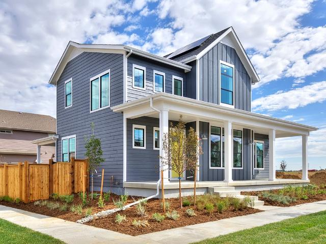 3 Bed, 3 Bath New Home Plan In Denver, Co