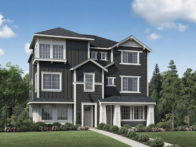 3 Bed, 3 Bath New Home Plan In Duvall, Wa
