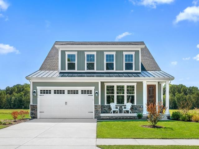 3 Bed, 3 Bath New Home Plan In Ellicott City, Md