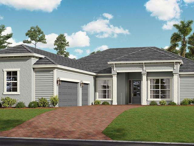 3 Bed, 3 Bath New Home Plan In Fort Myers, Fl