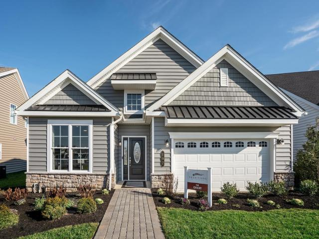 3 Bed, 3 Bath New Home Plan In Gibsonia, Pa