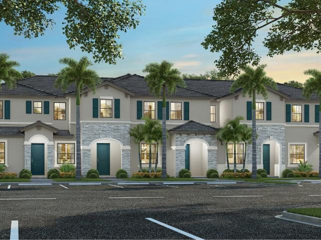 3 Bed, 3 Bath New Home Plan In Homestead, Fl