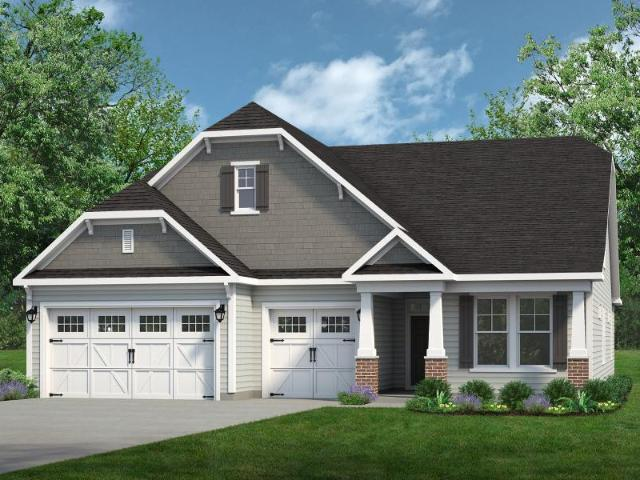 3 Bed, 3 Bath New Home Plan In Little River, Sc