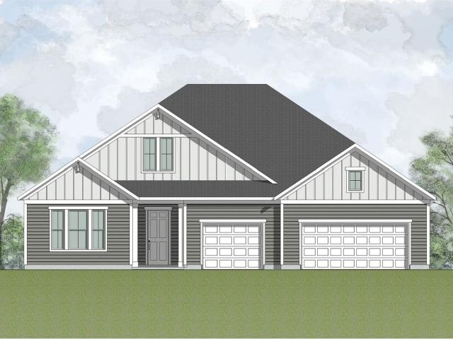 3 Bed, 3 Bath New Home Plan In Middleburg, Fl