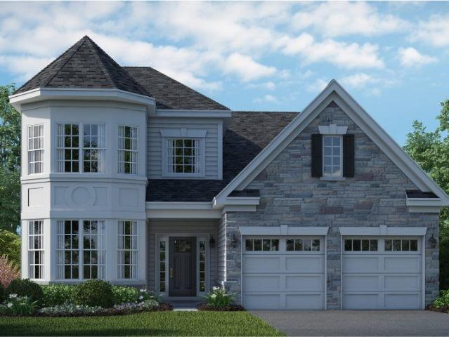 3 Bed, 3 Bath New Home Plan In Monroe Township, Nj