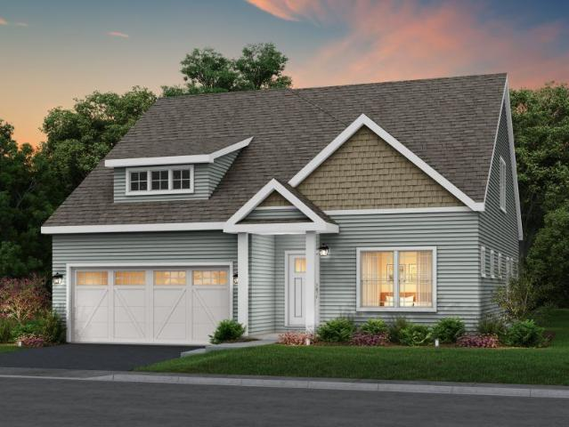 3 Bed, 3 Bath New Home Plan In North Haven, Ct