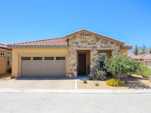 3 Bed, 3 Bath New Home Plan In Palm Desert, Ca