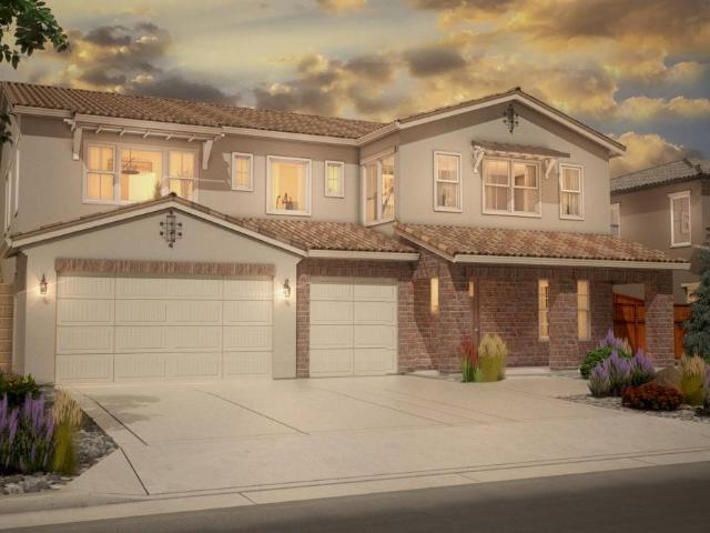 3 Bed, 3 Bath New Home Plan In Reno, Nv