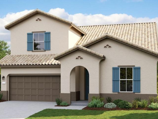 3 Bed, 3 Bath New Home Plan In Roseville, Ca