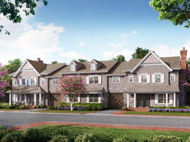 3 Bed, 3 Bath New Home Plan In Southampton, Ny