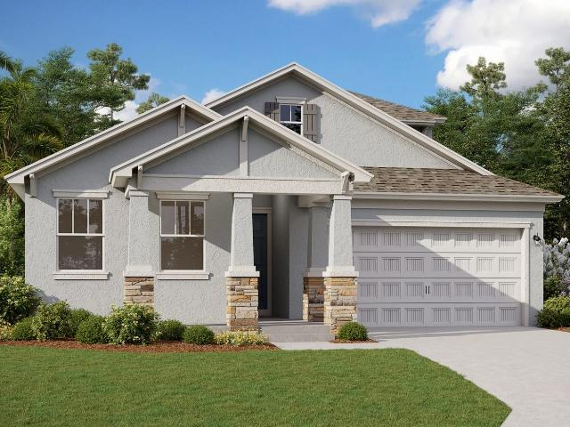 3 Bed, 3 Bath New Home Plan In Tavares, Fl