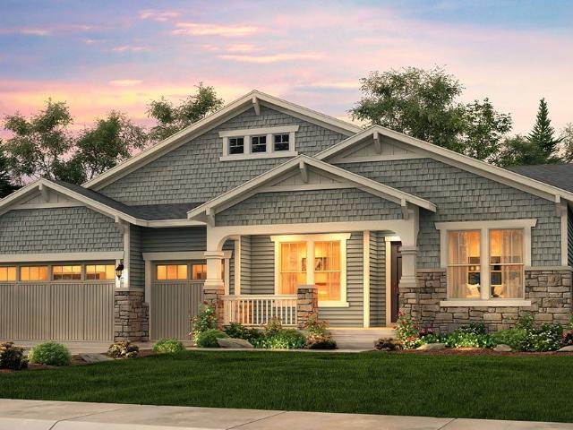 3 Bed, 3 Bath New Home Plan In Thornton, Co