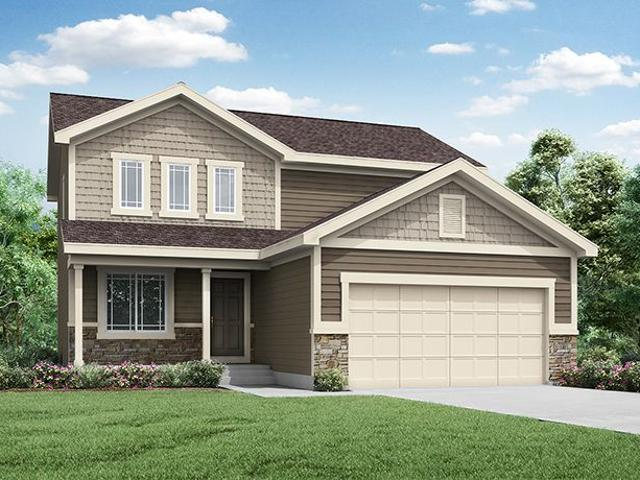 3 Bed, 3 Bath New Home Plan In Urbandale, Ia